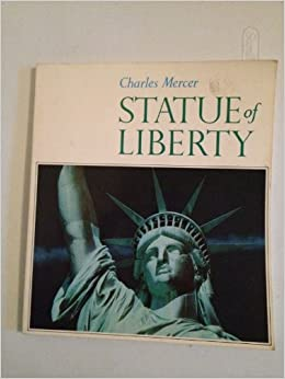 Date on statue of liberty book