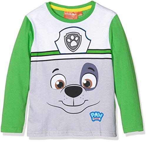 nickelodeon-paw-patrol-rocky-t-shirt-bambino-green-green-park-5-anni