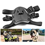Aodoor Chest and Back Mount Dog or Pet Harness for Gopro Hero 4/ Go Pro 3+/3/2/1 Action Camera Sjcam Sj5000+ Sj4000 Sport Cam Sony Camcorder