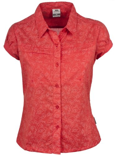 Trespass Millie Womens Short Sleeved Blouse -