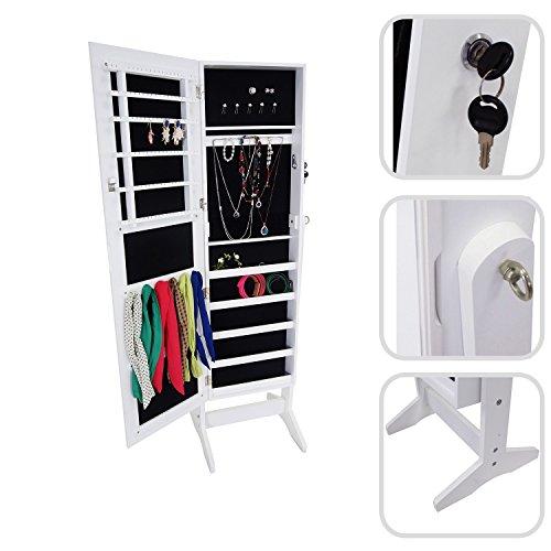 armoire-a-bijoux-avec-miroir-blanc-rangement-bois-pratique-415-x-37-x-146-cm