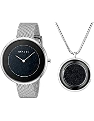 Skagen Gitte Analog Multi-Colour Dial Women's Watch - SKW1070