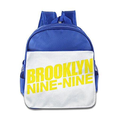 Customized BROOKLYN NINE NINE Funny Kid's Backpack Daypack ...