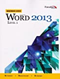 Microsoft Word 2013: Level 1: Text with Data Files