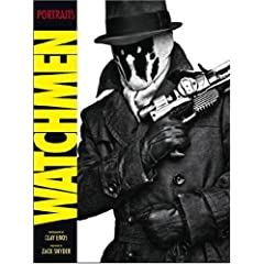 The Watchmen Portraits