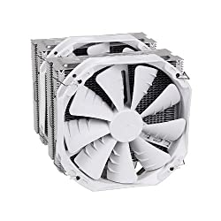 PHANTEKS PH-TC14PE 5x?8mm Dual Heat-Pipes Dual 140mm Premium Fans and Quiet CPU Cooler with patented P.A.T.S coating