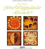 Geburtstagskalender African Art