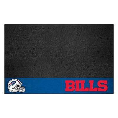 FANMATS NFL Buffalo Bills Vinyl Grill Mat