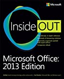 img - for Microsoft Office Inside Out: 2013 Edition book / textbook / text book