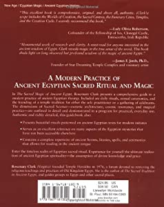 Sacred Magic Of Ancient Egypt: The Spiritual Practice Restored