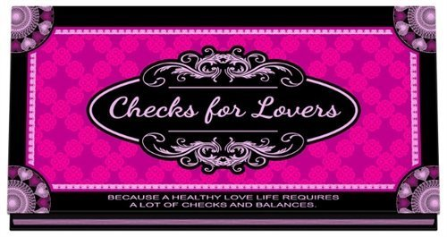 Checks For Lovers (Package Of 3)