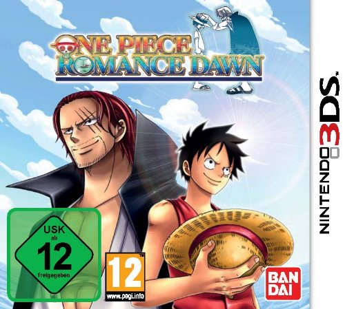 One Piece Romance Dawn, 3DS