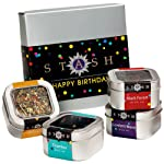 Happy Birthday Loose Teas Sampler