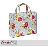 Cath Kidston キャスキッドソン  キャリーオールバッグ ローズブルー  219433