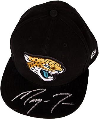 Marqise Lee Jacksonville Jaguars Autographed New Era Sideline Cap - Fanatics Authentic Certified - Autographed NFL Hats