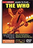 echange, troc Learn to Play - the Who [Import anglais]