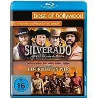 Best of Hollywood - 2 Movie Collector's Pack 28 (Silverado / Die gefrchteten Vier) [Blu-ray]
