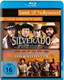 Best of Hollywood - 2 Movie Collector's Pack 28 (Silverado / Die gefrchteten Vier) [Blu-ray]