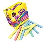 Art Box Chalks - Assorted Colours (Pa...