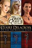 The Bride Quest II Boxed Set: Three Complete Medieval Scottish Romances