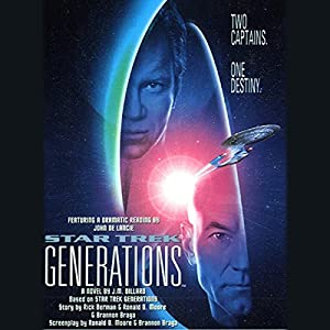 Star Trek: Generations (Adapted) Audiobook