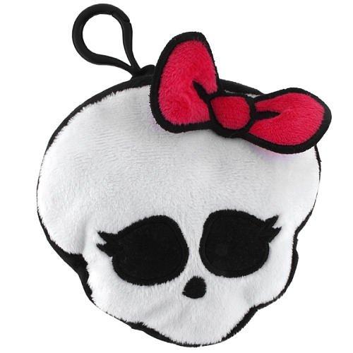 Monster High Skullette Plush Clip-On - 1