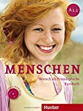 img - for Menschen Sechsbandige Ausgabe: Kursbuch A1/1 MIT DVD-Rom (German Edition) book / textbook / text book