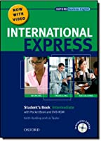 International Express, Interactive Editions: Intermediate: Student's Pack: (Student's Book, Pocket Book & DVD)