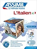 L'Italien (livre+4CD audio)