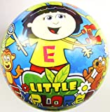 Inflatable Little Explorer Doll PVC Plastic Football Play Beach Ball Kid Girl Party Child Pool Birthday Garden Summer Fun 23cm