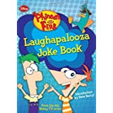Phineas and Ferb Laughapalooza Joke Book ~ Kitty Richards