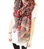 恋の女神 レディース スカーフ ショール ファッション 日焼け 止め 【FRIEND STREET】