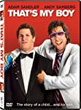 That's My Boy [DVD] [2012] [Region 1] [US Import] [NTSC]