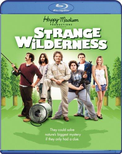 Cover art for  Strange Wilderness [Blu-ray]