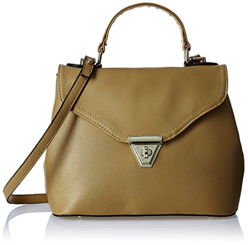 Addons Women's  Satchel (Tan)