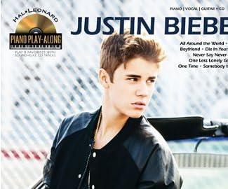 Justin Bieber: Piano Play-along