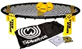 Spikeball Combo Meal – As Seen On Shark Tank TV – 3 Ball Set, Drawstring Bag, And Rule Book