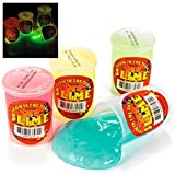 Glow in The Dark Slime (1 dz)