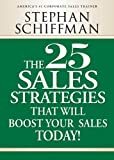 img - for The 25 Sales Strategies That Will Boost Your Sales Today! book / textbook / text book