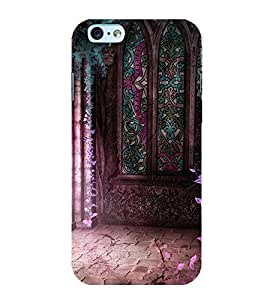 Vintage Window 3D Hard Polycarbonate Designer Back Case Cover for Apple iPhone 6