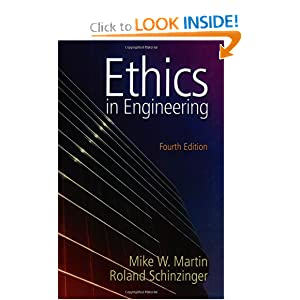 MIKE MARTIN AND ENGINEERING ETHICS PDF IN SCHINZINGER BY ROLAND