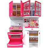 Treemz-Kitchen Set Kids Luxury Battery Operated Kitchen Super Set Toy 3 Pic