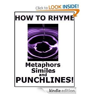 How to Rhyme Vol.4: Metaphors, Similes, PUNCHLINES! Jami Khabir