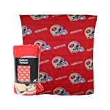 New Style NFL Officially Licensed San Francisco 49ers Repeater 50″ X 60″ Fleece Throw Blanket