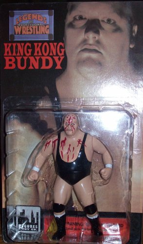 King Kong Bundy Blood Splattered Version - 1