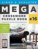Simon & Schuster Mega Crossword Puzzle Book #16 (Simon & Schuster Mega Crossword Puzzle Books)