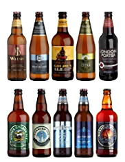 Award Winning Ales Sampler Case - Mixed Case of 20
