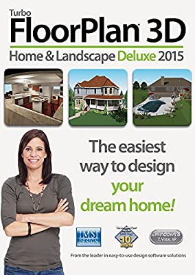 TurboFloorPlan Home and Landscape Deluxe 2015 [Download]