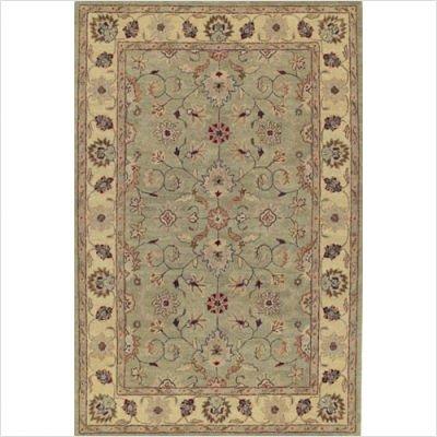 Kaleen 1503 - 14 Taxila Shogha Fawn Oriental Rug Size: 8' x 10'