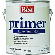 - W36W00800-16 Do it Best Latex Stainblock Primer-INT/EX LTX STNBLK PRIMER